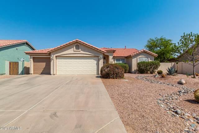 1650 E Kielly Lane, Casa Grande, AZ 85122 (MLS #6253905) :: Keller Williams Realty Phoenix