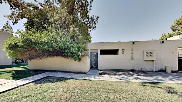 930 S Dobson Road #28, Mesa, AZ 85202 (MLS #6253910) :: Conway Real Estate