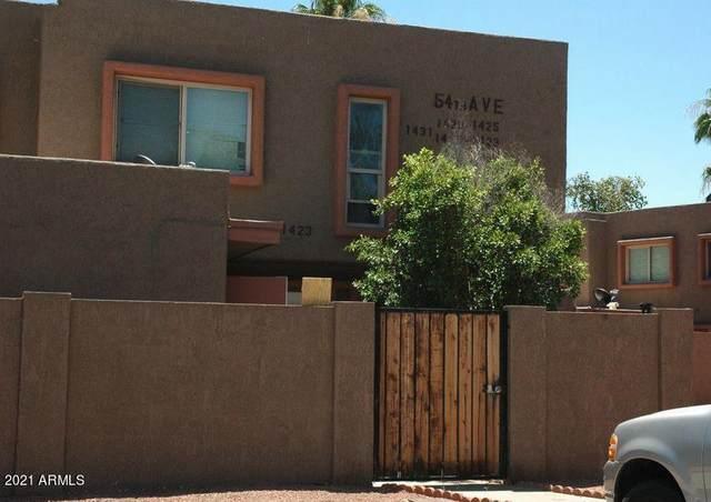 1423 N 54TH Avenue, Phoenix, AZ 85043 (MLS #6253944) :: Executive Realty Advisors