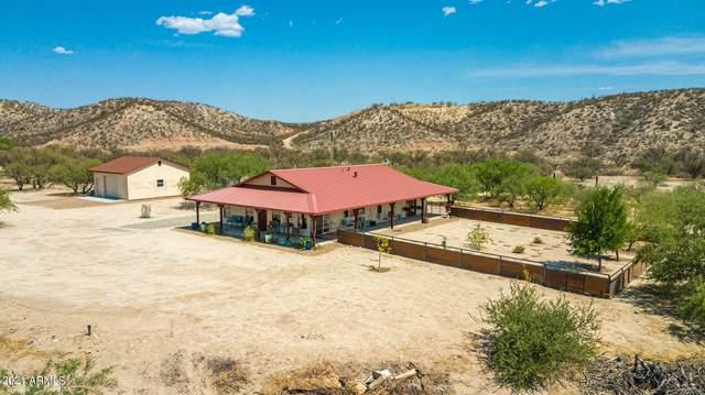 1500 N San Pedro Ranch Road, Benson, AZ 85602 (MLS #6253954) :: Yost Realty Group at RE/MAX Casa Grande