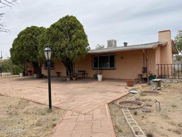 255 W Sage Street, Nogales, AZ 85621 (MLS #6253974) :: Executive Realty Advisors