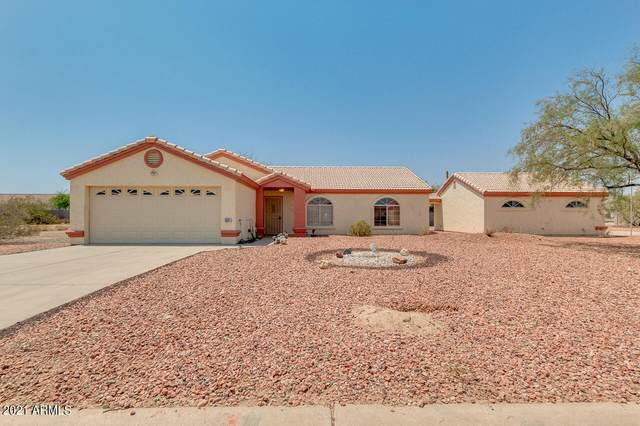 9561 W Hartigan Lane, Arizona City, AZ 85123 (MLS #6253980) :: Keller Williams Realty Phoenix