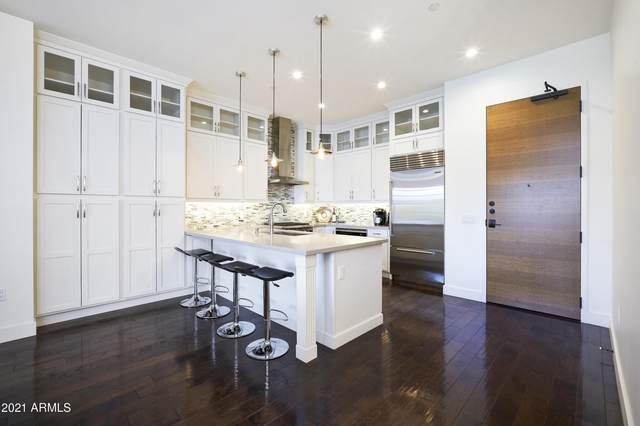 6166 N Scottsdale Road C3008, Paradise Valley, AZ 85253 (MLS #6253984) :: Arizona Home Group