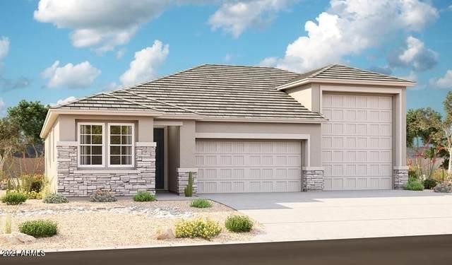 818 W Palo Verde Drive, Casa Grande, AZ 85122 (MLS #6253986) :: Keller Williams Realty Phoenix