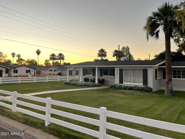 4202 E Cheery Lynn Road, Phoenix, AZ 85018 (MLS #6254005) :: Power Realty Group Model Home Center