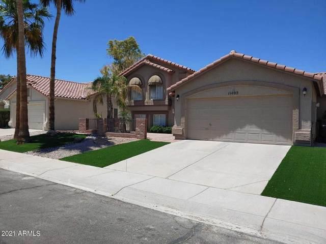 11402 S 44th Street, Phoenix, AZ 85044 (MLS #6254009) :: Yost Realty Group at RE/MAX Casa Grande
