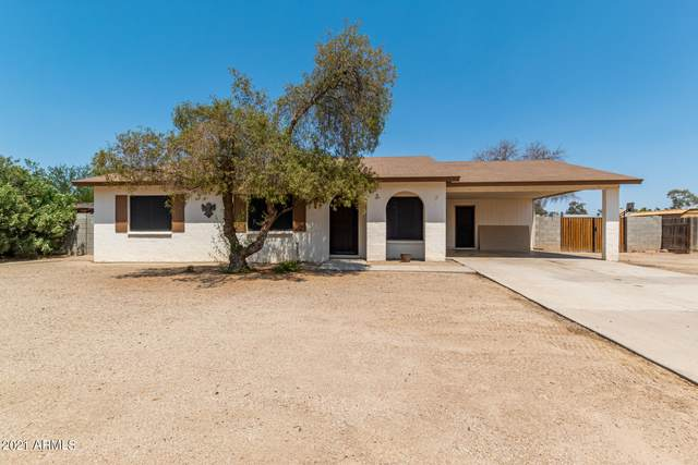 1760 N Kadota Avenue, Casa Grande, AZ 85122 (MLS #6254016) :: Keller Williams Realty Phoenix