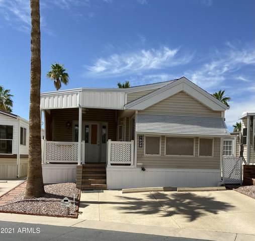 1628 W Yaqui Avenue, Apache Junction, AZ 85119 (MLS #6254026) :: Power Realty Group Model Home Center