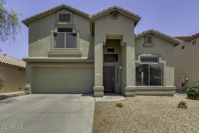 42316 W Michaels Drive, Maricopa, AZ 85138 (MLS #6254033) :: Jonny West Real Estate