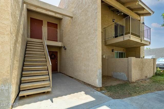 5525 E Thomas Road C8, Phoenix, AZ 85018 (MLS #6254036) :: Yost Realty Group at RE/MAX Casa Grande