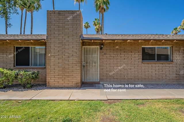 3031 S Rural Road #22, Tempe, AZ 85282 (MLS #6254044) :: Jonny West Real Estate