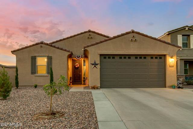 734 W Panola Drive, San Tan Valley, AZ 85140 (MLS #6254046) :: Dijkstra & Co.
