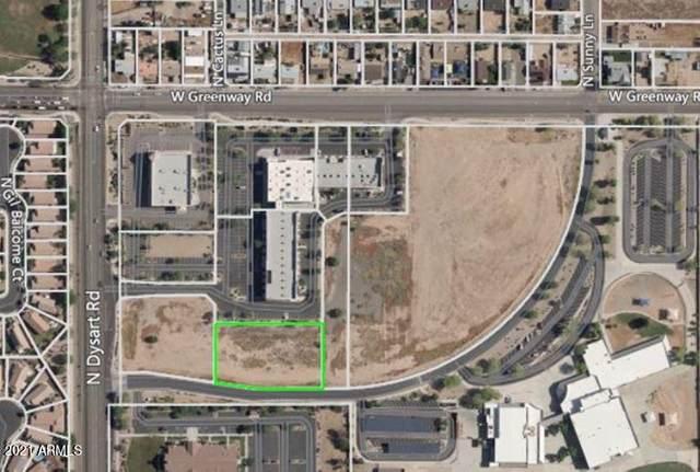 15205 N Dysart Road, El Mirage, AZ 85335 (MLS #6254051) :: The Newman Team