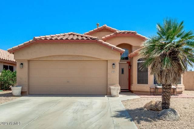 9781 W Pontiac Drive, Peoria, AZ 85382 (MLS #6254055) :: Yost Realty Group at RE/MAX Casa Grande