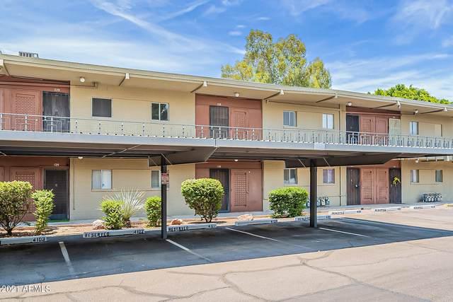6125 E Indian School Road #228, Scottsdale, AZ 85251 (MLS #6254066) :: Relevate | Phoenix