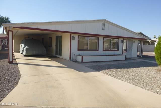 5718 E Lockwood Street, Mesa, AZ 85215 (MLS #6254071) :: Power Realty Group Model Home Center