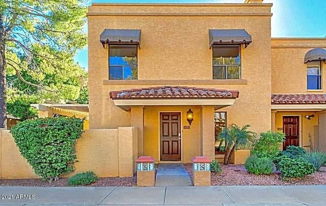 731 E North Lane #3, Phoenix, AZ 85020 (MLS #6254105) :: Executive Realty Advisors