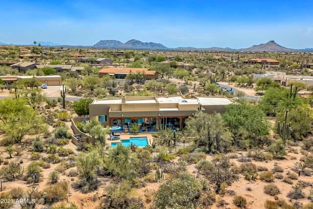 36420 N Twilight Trail, Carefree, AZ 85377 (MLS #6254107) :: Lucido Agency