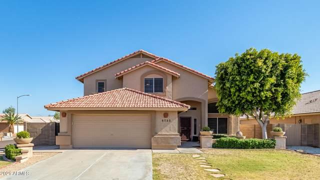 8735 W Alex Avenue, Peoria, AZ 85382 (MLS #6254110) :: Conway Real Estate