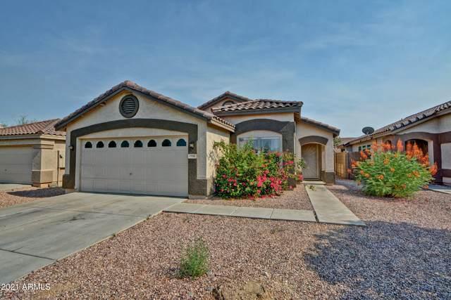 7945 W Hatcher Road, Peoria, AZ 85345 (MLS #6254116) :: Lucido Agency