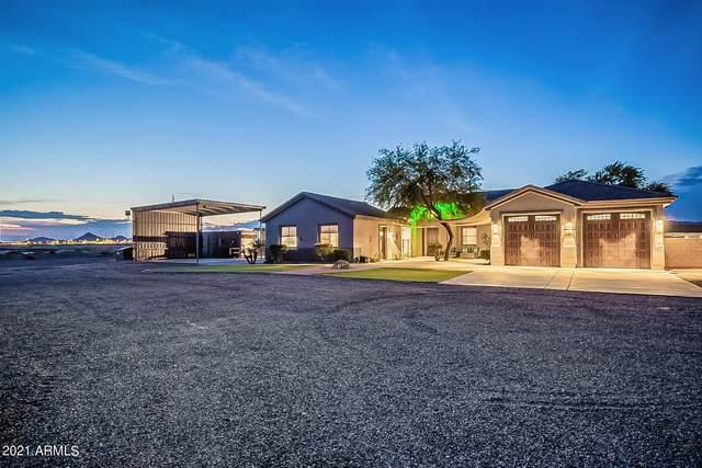 23740 W Dunlap Road, Buckeye, AZ 85326 (MLS #6254117) :: Arizona Home Group