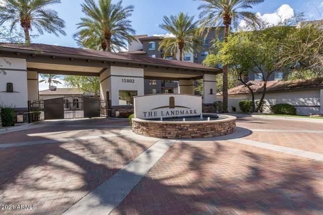 15802 N 71ST Street #309, Scottsdale, AZ 85254 (MLS #6254123) :: The Ellens Team