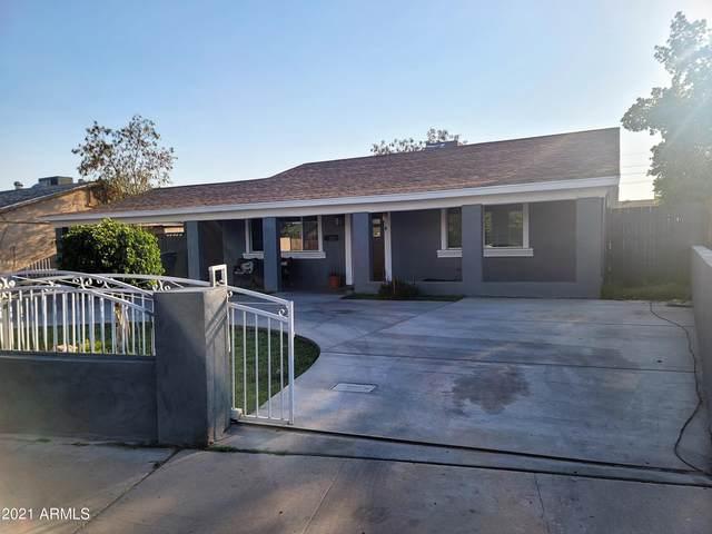 2614 N 58th Drive, Phoenix, AZ 85035 (MLS #6254128) :: Yost Realty Group at RE/MAX Casa Grande