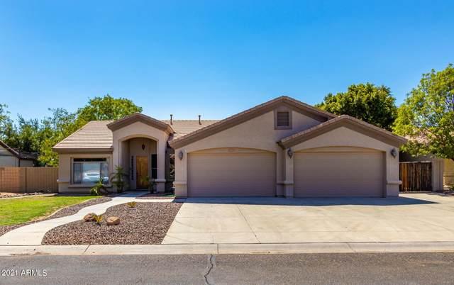 24024 N 80TH Avenue, Peoria, AZ 85383 (MLS #6254145) :: Conway Real Estate