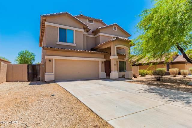 2849 E Sierrita Road, San Tan Valley, AZ 85143 (MLS #6254155) :: The Helping Hands Team