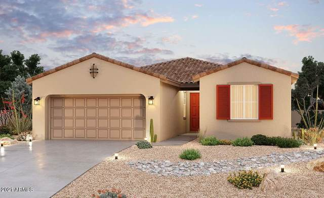 40760 W Agave Road, Maricopa, AZ 85138 (MLS #6254159) :: Synergy Real Estate Partners