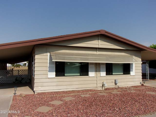 16236 N 33RD Street, Phoenix, AZ 85032 (MLS #6254166) :: Power Realty Group Model Home Center