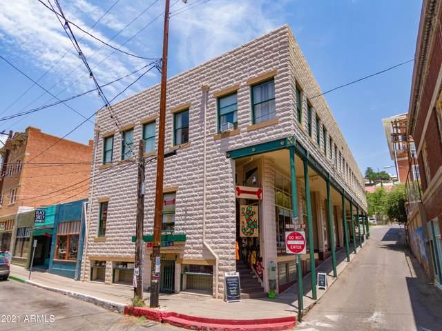 27 Subway/Canyon Rose Street, Bisbee, AZ 85603 (MLS #6254189) :: Arizona Home Group