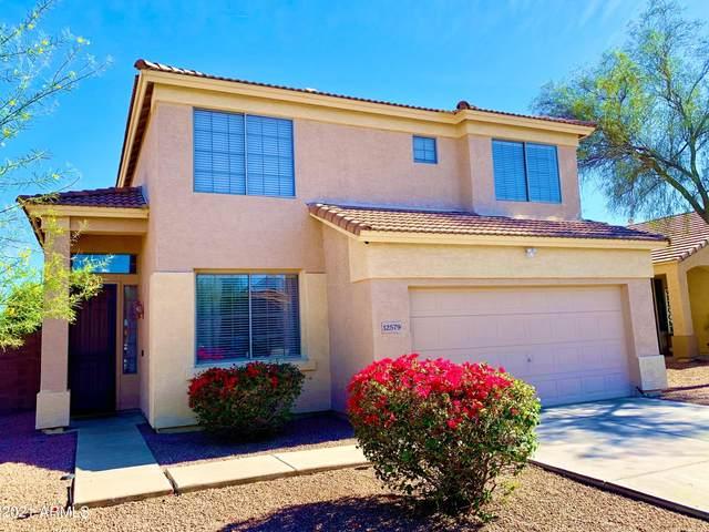 12579 W Monterey Way, Avondale, AZ 85392 (MLS #6254190) :: Yost Realty Group at RE/MAX Casa Grande