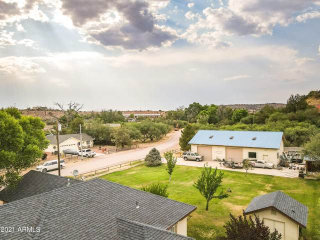 5295 N Kramer Drive, Rimrock, AZ 86335 (MLS #6254192) :: The Ellens Team