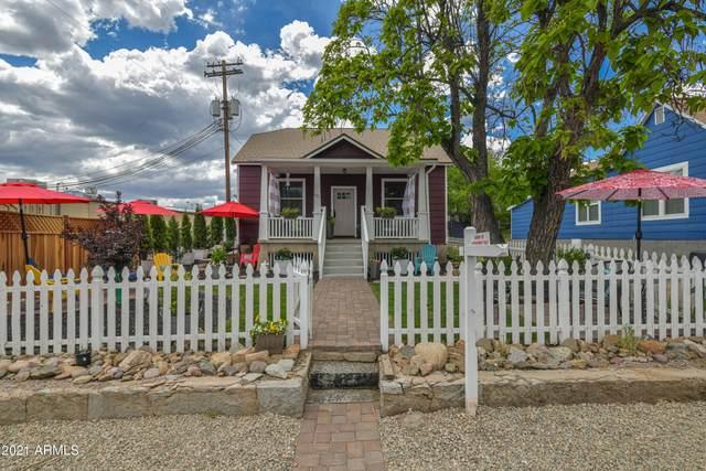 423 Beach Avenue, Prescott, AZ 86303 (MLS #6254194) :: The Ellens Team