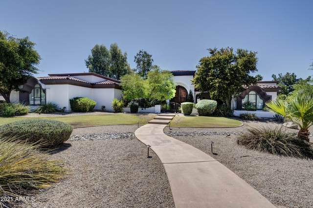 8484 N Pisado Bueno, Paradise Valley, AZ 85253 (MLS #6254206) :: Yost Realty Group at RE/MAX Casa Grande