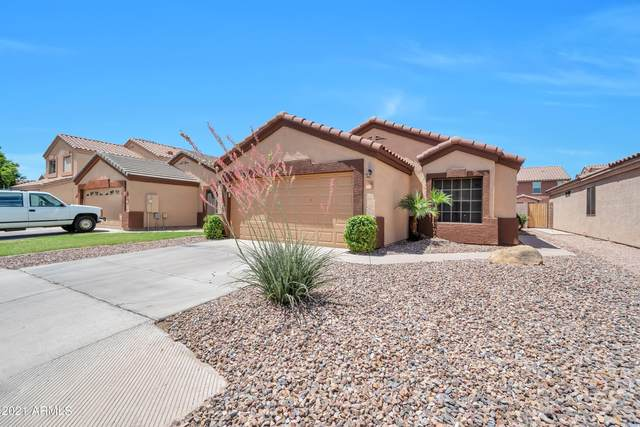 10916 E Clovis Avenue, Mesa, AZ 85208 (MLS #6254207) :: Yost Realty Group at RE/MAX Casa Grande