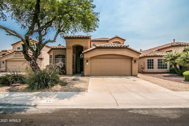 541 N Terrace Road, Chandler, AZ 85226 (MLS #6254213) :: Dijkstra & Co.