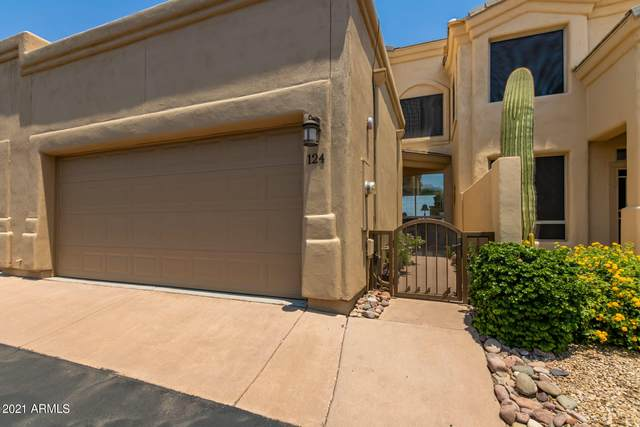 11022 N Indigo Drive #124, Fountain Hills, AZ 85268 (MLS #6254215) :: Arizona Home Group