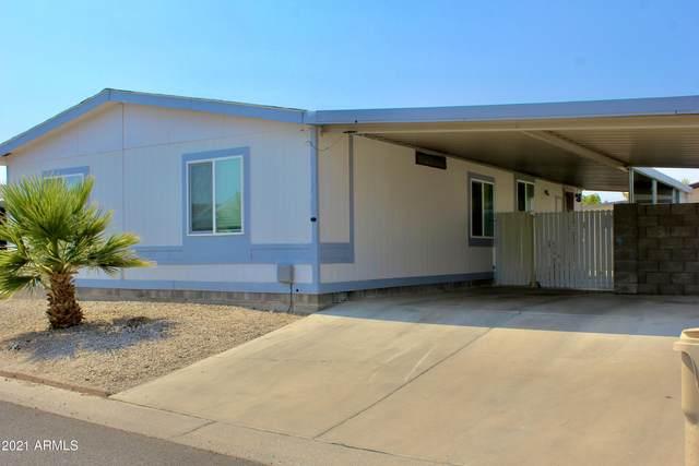 8601 N 103RD Avenue N #30, Peoria, AZ 85345 (MLS #6254227) :: Midland Real Estate Alliance