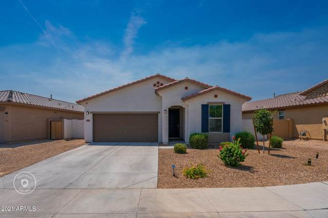 8540 S 40TH Drive, Laveen, AZ 85339 (MLS #6254270) :: The Ethridge Team
