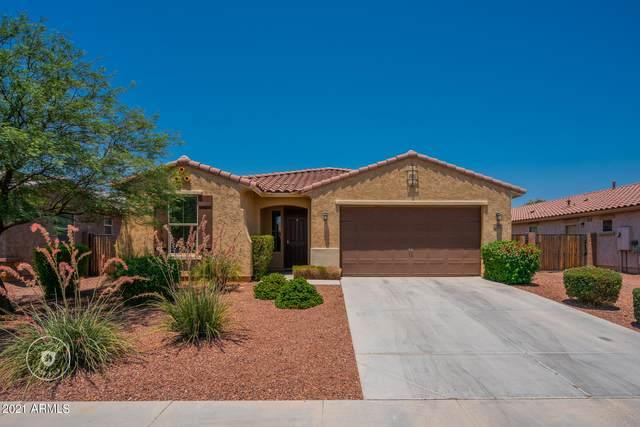 18366 W Southgate Avenue, Goodyear, AZ 85338 (MLS #6254285) :: Long Realty West Valley
