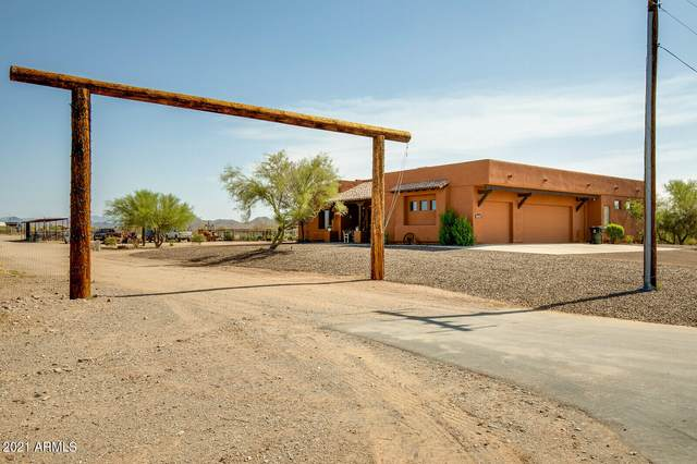 17024 W White Wing Road, Surprise, AZ 85387 (MLS #6254300) :: Yost Realty Group at RE/MAX Casa Grande