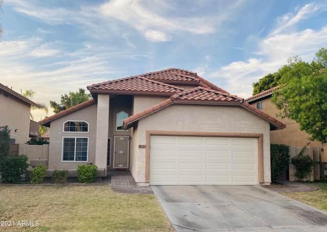 918 W Sun Coast Drive, Gilbert, AZ 85233 (MLS #6254305) :: Arizona Home Group