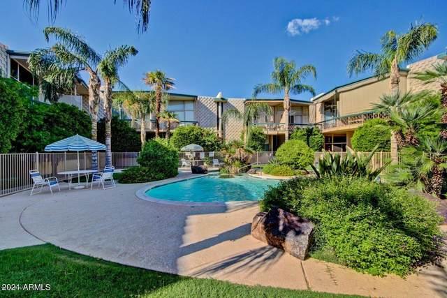334 W Medlock Drive C104, Phoenix, AZ 85013 (MLS #6254313) :: Executive Realty Advisors