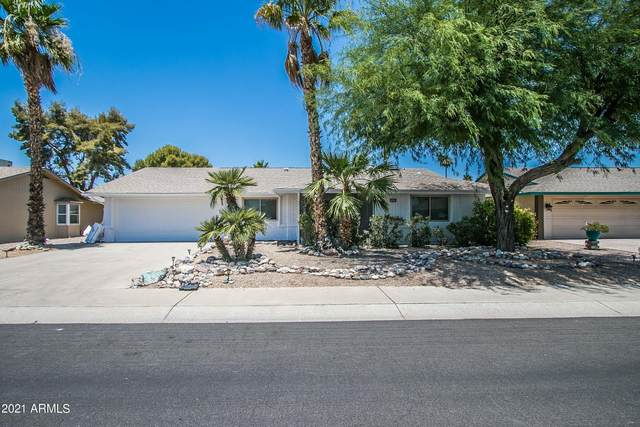 10414 W Sierra Dawn Drive, Sun City, AZ 85351 (MLS #6254326) :: Yost Realty Group at RE/MAX Casa Grande