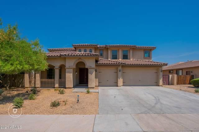 15344 W Coolidge Street, Goodyear, AZ 85395 (MLS #6254330) :: Yost Realty Group at RE/MAX Casa Grande