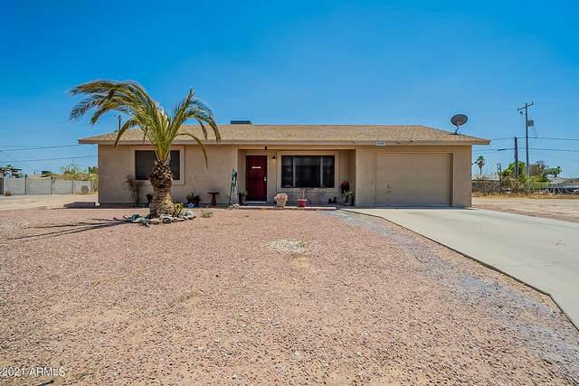 9399 W Pineveta Drive, Arizona City, AZ 85123 (MLS #6254331) :: Yost Realty Group at RE/MAX Casa Grande