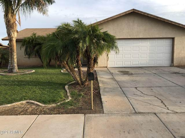 4843 W 19TH Place, Yuma, AZ 85364 (MLS #6254338) :: The Everest Team at eXp Realty