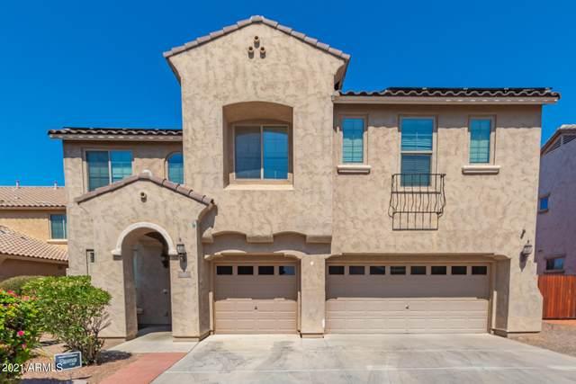 8626 N White Tanks Vista Court, Waddell, AZ 85355 (MLS #6254365) :: The Ellens Team